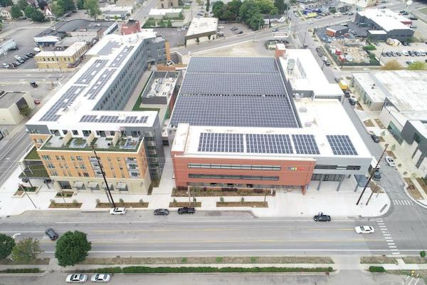 Solar Battery System >> Energy Storage Gets A Hold In Michigan With Consumers Energy S First
