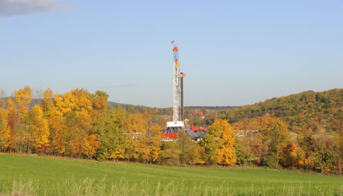 Shale Drilling Rig
