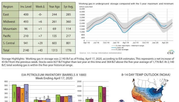 Natural Gas Market Update